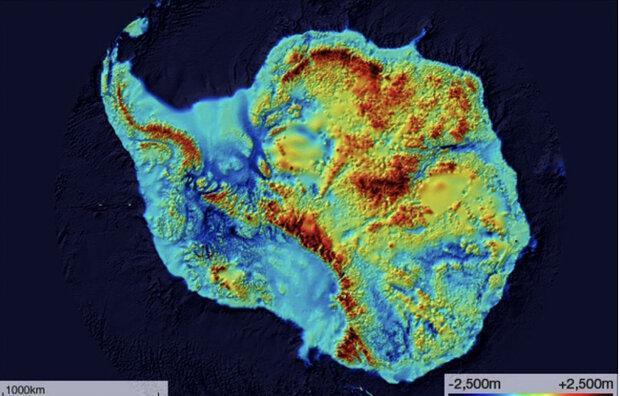 عمیق ترین نقطه روی زمین کشف شد
