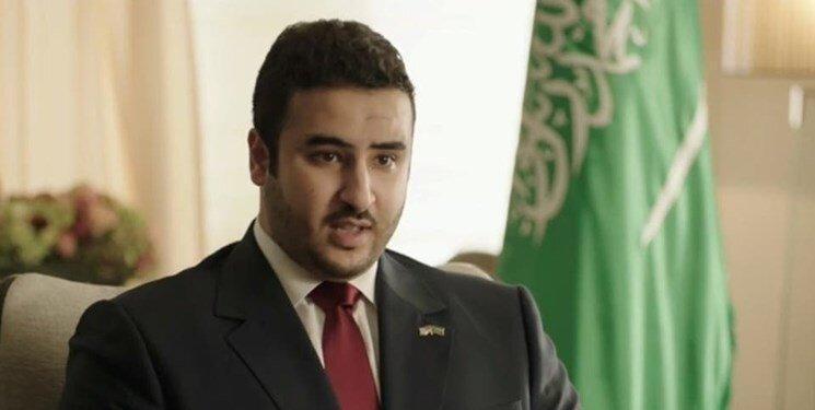 ادعاهای پسر شاه سعودی علیه ایران ، نمایش دلسوزی برای مردم ایران