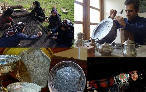 300 واحد تولید صنایع دستی در استان زنجان فعالیت می کنند