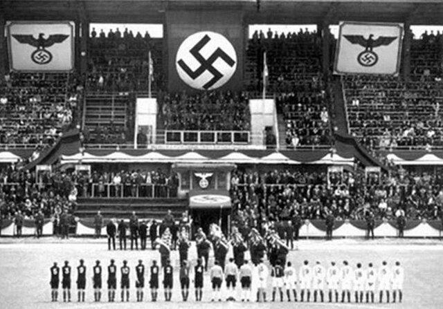 فوتبال و جنگ، شکست هایی برای تحقیر هیتلر