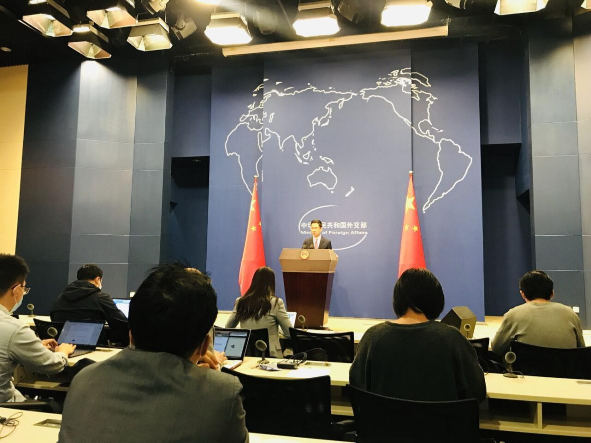 خبرنگاران واکنش چین به شرایط سلامتی رهبره کره شمالی