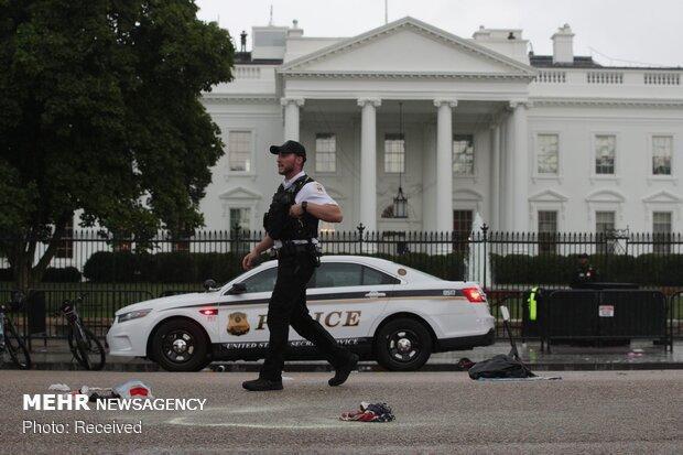 اعضای کارگروه مقابله با کرونای کاخ سفید خود را قرنطینه کردند
