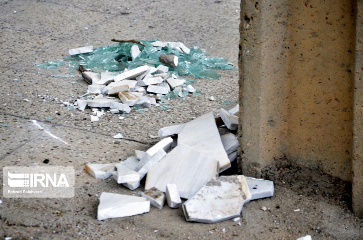 خبرنگاران اعزام تیم های ارزیاب هلال احمر به کانون زلزله دو گنبدان