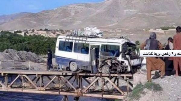 انفجار مرگبار در کابل، مینی بوس حامل استادان دانشگاه هدف نهاده شد